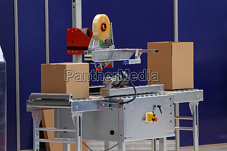 boxes packing machine