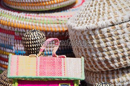 braid were on the market stall