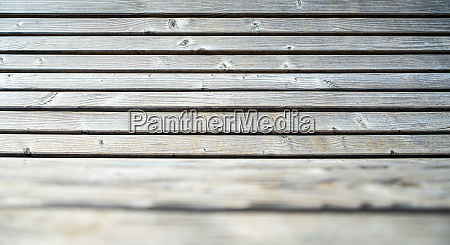 wood background with sharp and bluer