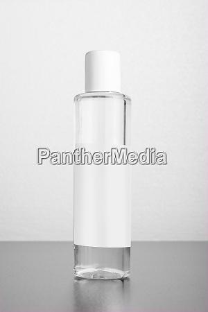 hand sanitizer antibacterial liquid bottle in