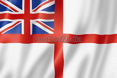 white ensign royal navy flag uk