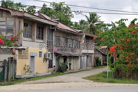 houses in maribojoc on bohol in