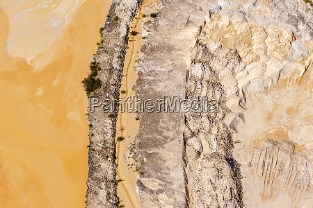 an arid wind swept patch of