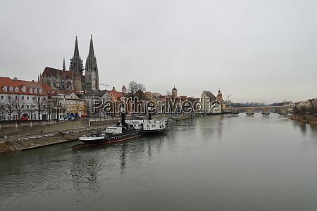germany regensburg february 01 2019 regensburg