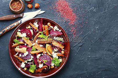 healthy vegetable salad