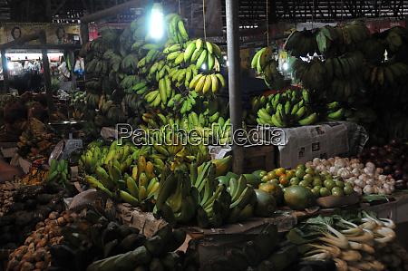 market stall in the philippinen