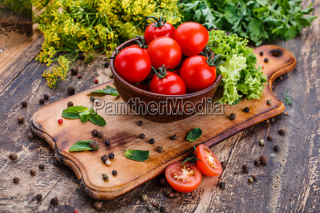 cooking background fresh vegetables and peppers