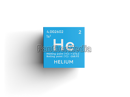 helium noble gases chemical element of