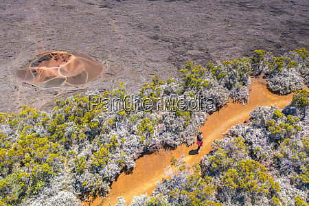 aerial view of formica leo piton
