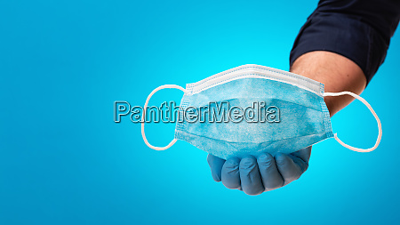 medical or surgical mask to prevent