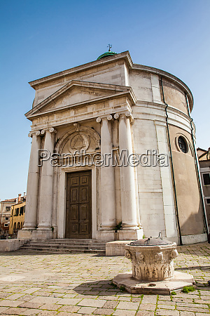 la maddalena church in venice built