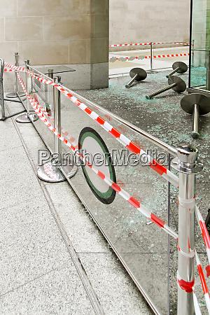 vandalism destruction