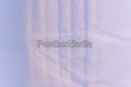 crumpled lines on lilac paper texture