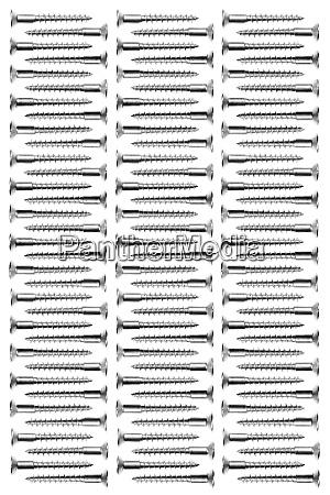 silver screws texture construction tool equipment