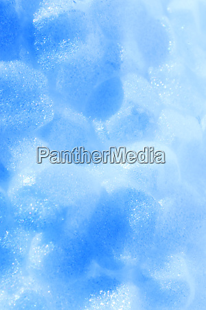 blue foam plastic texture abstract styrofoam