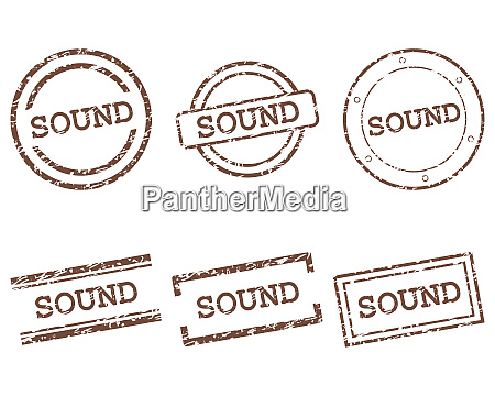 sound stamps