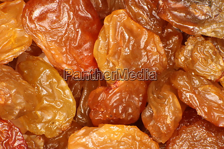 gold raisins texture dry fruit background