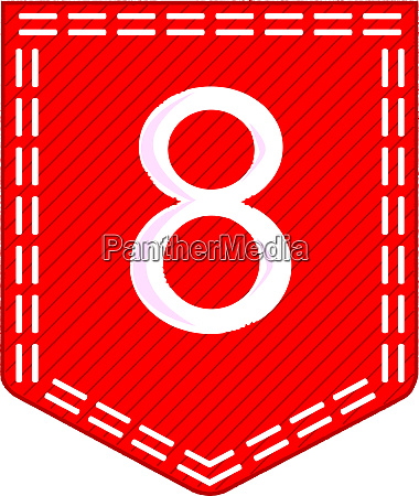 red pocket eight
