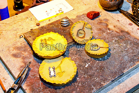 jewelry mould