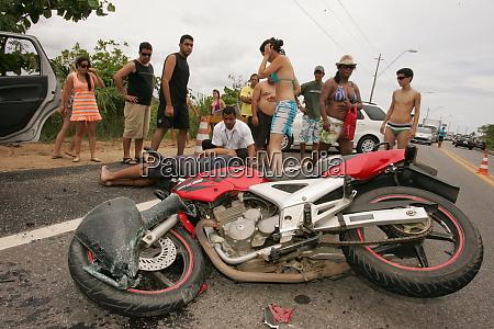 socurists regain accident victim