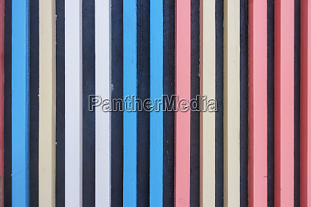 multicolor wood planks texture vertical colored