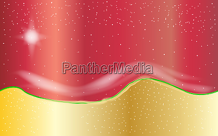xmas ribbon background