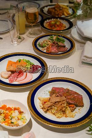 image of wedding cuisine