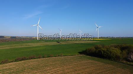 wind turbine wind power plant wind