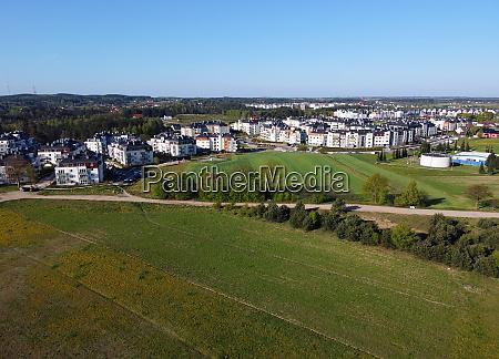 new estates of blocks in gdynia