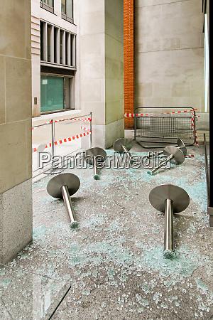 property destruction
