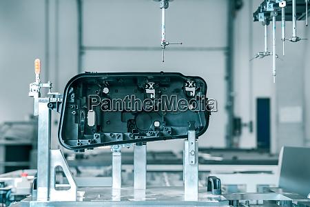 accurate 3d measurement of plastic castings