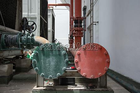 refrigeration compressors building on