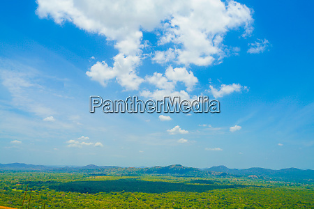 scenery visible from the top of
