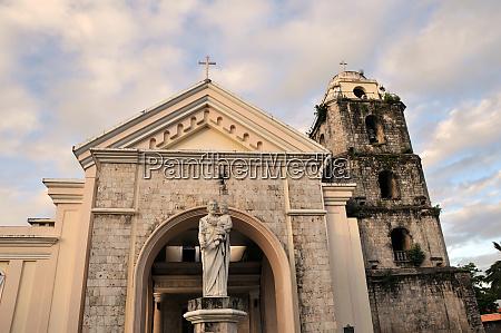 cathedral of tagbilaran city on bohol
