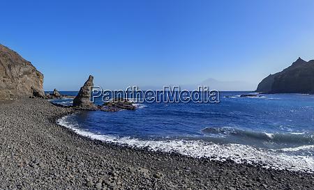 beach playa de la caleta near