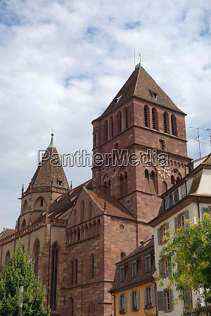 Eglise saint thomas in strasbourg