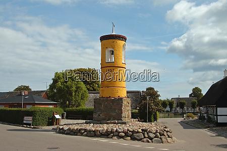 bell tower on samso