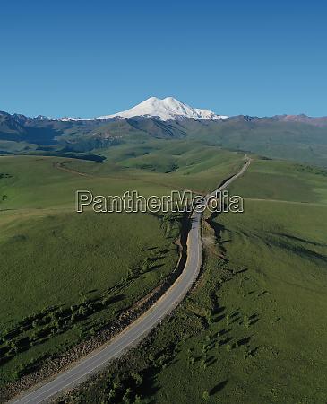 road to elbrus highest mount in