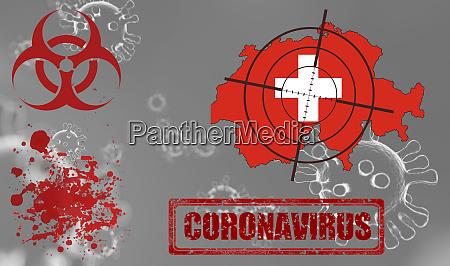 coronavirus switzerland virus switzerland