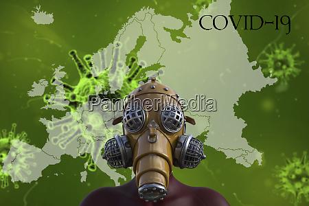 coronavirus epidemic in europe