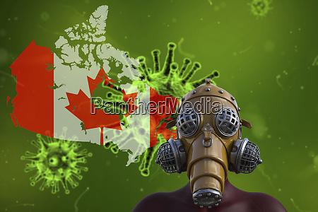 coronavirus epidemic in canada