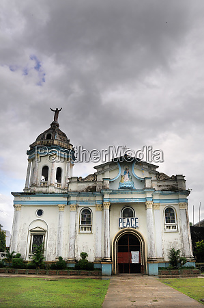 church in the philippines on bohol