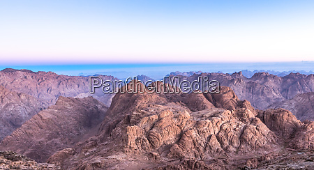 mount sinai mount moses in egypt