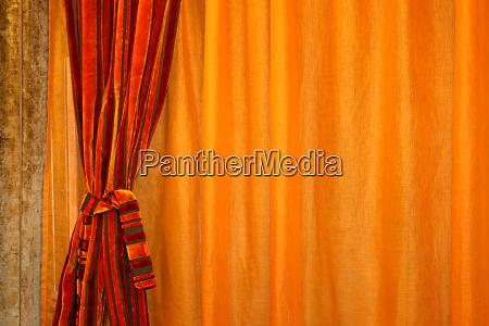 curtain horizontal