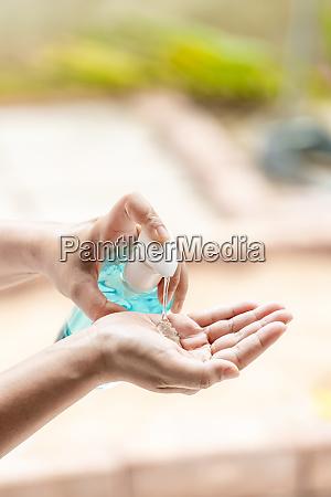 hand sterilization