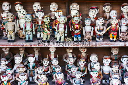 vietnamese puppet show dolls vietnam