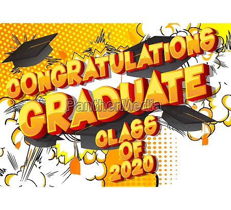 congratulations graduate class of 2020
