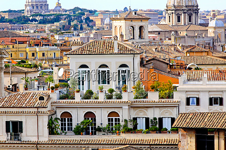 rome rooftop