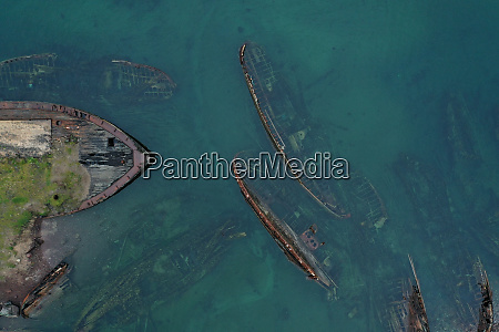 ship, graveyard, in, teriberka, , kola, peninsula, - 28502460
