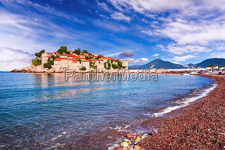 sveti stefan budva montenegro
